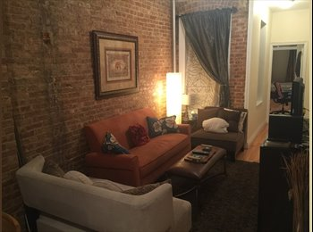 1 Bedroom Available in HUGE 2 bed/1 bath UWS Apartment! -...