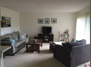$800 Private, Spacious Room for Rent in Furnished Apartment