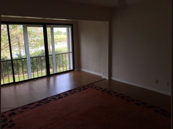 EasyRoommate US - ROOM WIT A VIEW  - West Palm Beach, Ft Lauderdale Area - $900 /mo