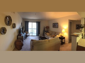 Roommate Needed: Partially Furnished 2BD/2BA Apt in...