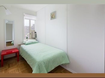 Bedrooms available in East Village