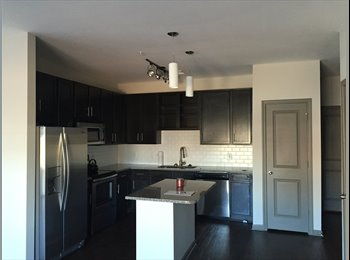 EasyRoommate US - Luxury Apartment adjacent to Railroad Park - 3 blocks from UAB - Birmingham South, Birmingham - $950 /mo