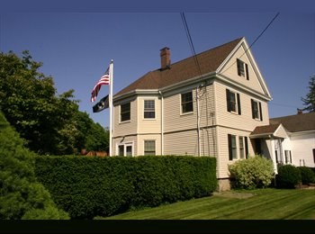 EasyRoommate US - MILTON CENTER ~ MILTON ACADEMY - Quincy, Boston - $800 /mo