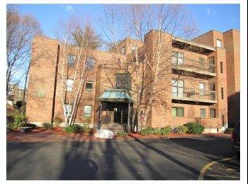 EasyRoommate US - Quincy Center 2BR 1BA  - Quincy, Boston - $650 /mo