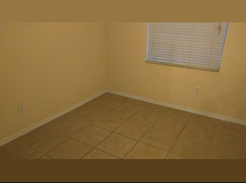 One bed one bath in a house in Riverview, Fl