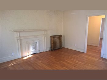 Huge Room Available in a 4 bedroom / 1 bath / + living room...