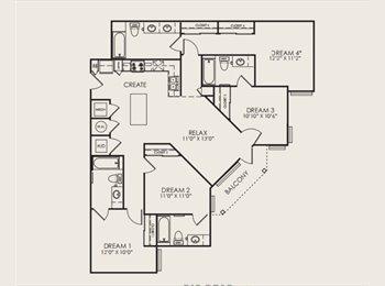 Amazing Apartment Room