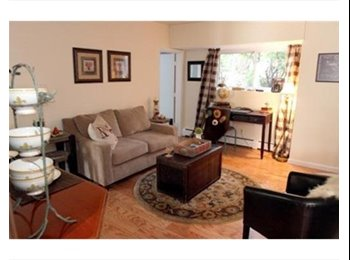 6 Months or longer - 2 BR on T w/private outdoor patio...
