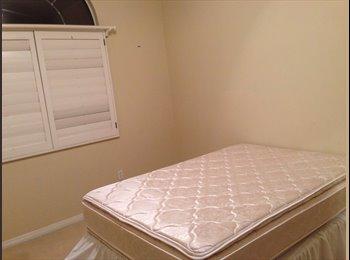 Room for rent in quite & very safe neighboorhood.
