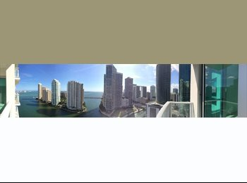Waterview and Downtown View Apt on 35th Floor