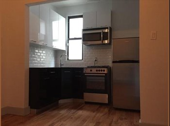 One Bedroom NO FEE apartment; by the a, c, j, L, LIRR, and...
