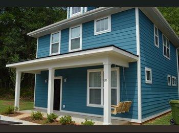 EasyRoommate US - 3 Bedroom Townhouse at Varsity Club Clemson, SC - Greenville, Greenville - $575 /mo