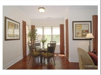 2Bed/2Bath Room for rent in gorgeous Palmer Square condo
