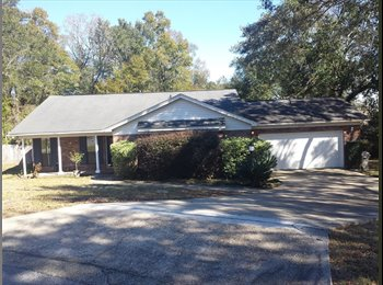 EasyRoommate US - Private Room and Bathroom for Rent in Beautiful House and Neighborhood!  Big Yard! - Pensacola, Other-Florida - $500 /mo