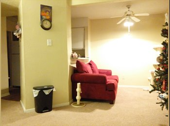EasyRoommate US - Looking for normal non-murdeous roomate - Garland, Dallas - $375 /mo