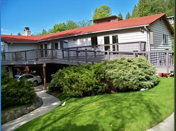 Roommate wanted for large house in upscale neighborhood in...
