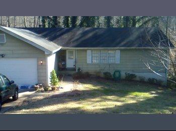 EasyRoommate US - Bedroom with newly renovated full bathroom - Lilburn / Tucker Area, Atlanta - $625 /mo