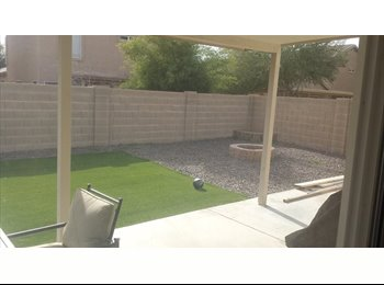 EasyRoommate US - Room/Rooms  for rent - Surprise, Phoenix - $600 /mo