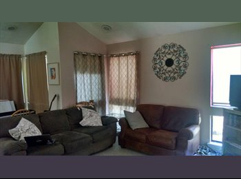 1 BDRM Available in a 2 BDRM Home
