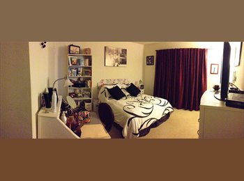 Seeking 1 Female roommate for a three bedroom apartment