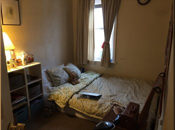 Cambridge Room Available!