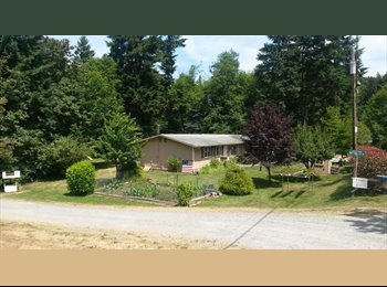 EasyRoommate US - 270 sq. ft rm for rent - Pierce, Tacoma - $600 /mo