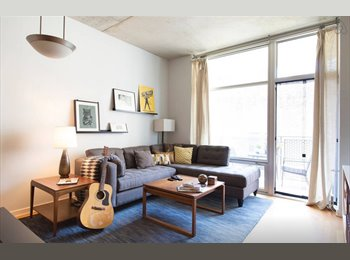 EasyRoommate US - High End Condo; Looking for roommate - Edgewater, Chicago - $1,200 /mo