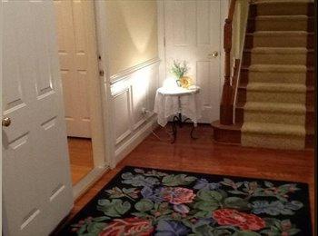 EasyRoommate US - Bedroom is available immediate (female roommate only) Lorton,Woodbridge , Ft Belvoir - Alexandria, Alexandria - $685 /mo