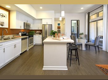 EasyRoommate US - Looking For Roommate to Split Brand New 2 Bed 2 Bath Apt - Irvine, Orange County - $1,375 /mo