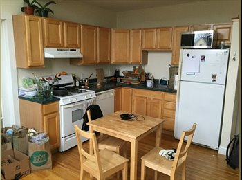 Bedroom in a 2bd apartment near Central Square,...