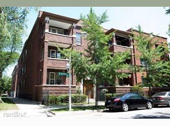 One room to rent three blocks North of Wrigley