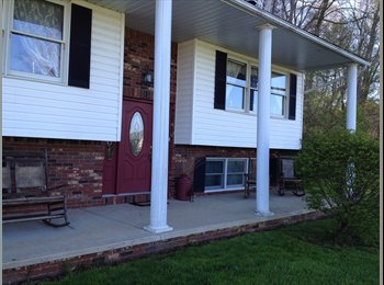 EasyRoommate US - Room available for rent in country setting, very petty home - Southeast, Columbus Area - $450 /mo