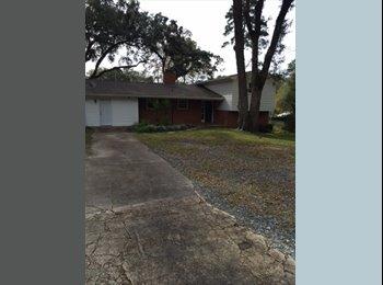 EasyRoommate US - Large House with beautiful Sunroom and Backyard - Tallahassee, Tallahassee - $450 /mo