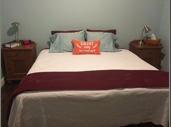 EasyRoommate US - Beautiful Room 1 Mile from the Beach - Oxnard, Ventura - Santa Barbara - $750 /mo