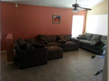 EasyRoommate US - 1600 Sq Ft House Single Bedroom for Rent - Tucson, Tucson - $400 /mo