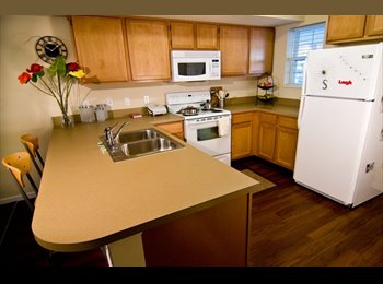 West 4 Bedroom Townhome Room For Rent! Tons Of Extras!