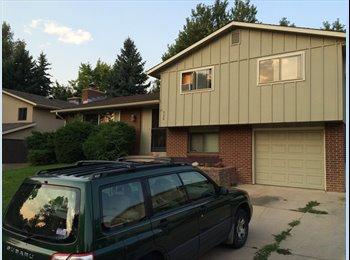 EasyRoommate US - Room for Rent/Sublet  - Boulder, Denver - $800 /mo