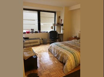 Large room FURNISHED! available in 2BR near the water!
