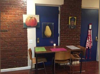 Spacious Room in Harlem!