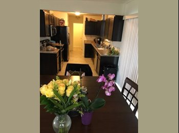 2 rooms for rent $300 each room +bills shared