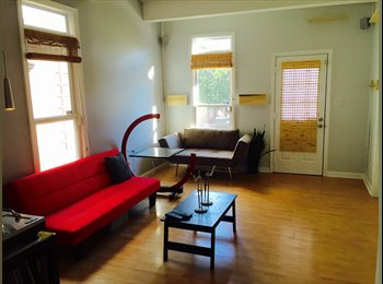 EasyRoommate US - Room for rent in fully furnished small house - Fountain Square - Indianapolis, Indianapolis Area - $400 /mo