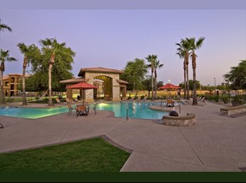 Room for rent in Gateway at Tempe Apartments!