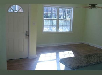 EasyRoommate US - Two bedroom house, one bath, roommate needed  - Raleigh, Raleigh - $450 /mo