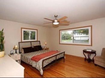 Spacious room, convenient location!