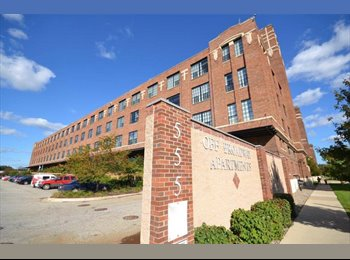 Downtown Grand Rapids Sub Lease!!