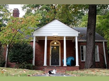 EasyRoommate US - *Beautiful Lindley Park Home in Need of a 3rd Resident* - Greensboro, Greensboro - $425 /mo