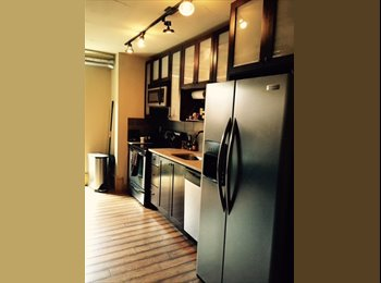 CAP HILL CONDO - Room For Rent