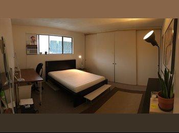 EasyRoommate US - Short Term Sublet in S. Pasadena | Master Bed/Bath $1100/mo - South Pasadena, Los Angeles - $1,100 /mo