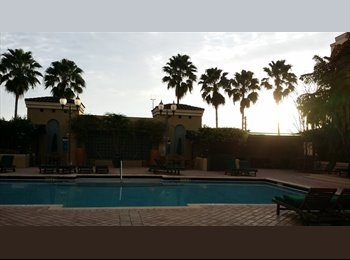 EasyRoommate US - Bedroom and Private Bath on water - Ft Lauderdale, Ft Lauderdale Area - $900 /mo