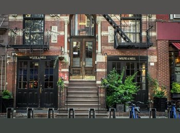 EasyRoommate US - 2bdrm Prime Location West Village apt. seeking roommate May 1 , Greenwich Village - $1,700 /mo